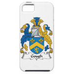 Escudo de la familia de Gough iPhone 5 Case-Mate Protectores