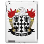 Escudo de la familia de Gove