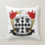 Escudo de la familia de Gove Cojines