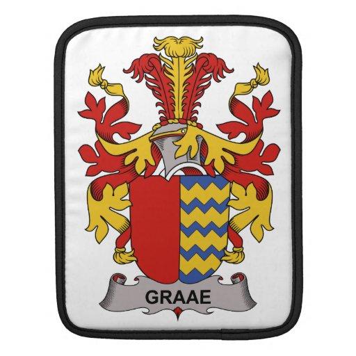 Escudo de la familia de Graae Manga De iPad