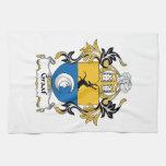 Escudo de la familia de Graaf Toallas