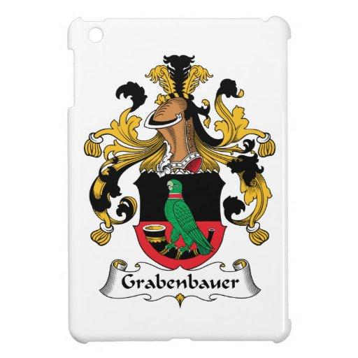 Escudo de la familia de Grabenbauer iPad Mini Cárcasa