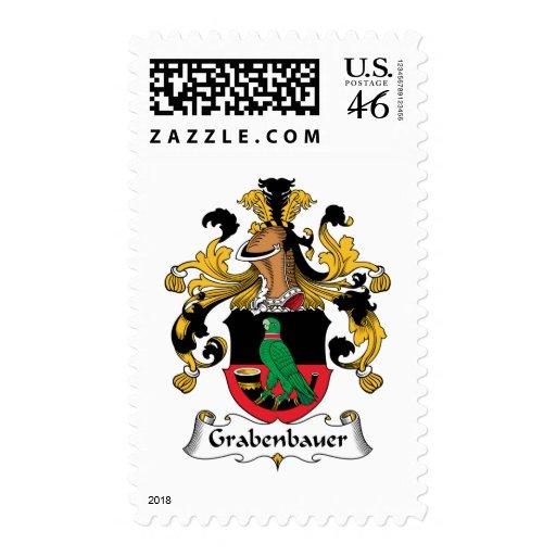 Escudo de la familia de Grabenbauer Sello