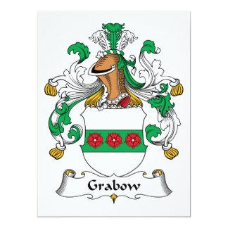 Escudo de la familia de Grabow