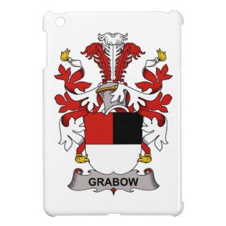 Escudo de la familia de Grabow iPad Mini Fundas