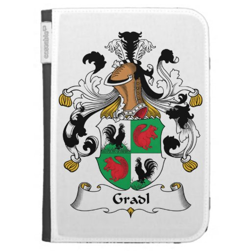 Escudo de la familia de Gradl