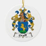 Escudo de la familia de Graff Adorno Para Reyes