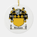 Escudo de la familia de Graham Ornamente De Reyes