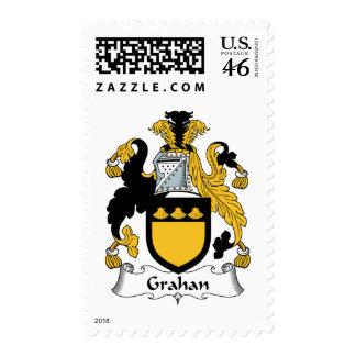 Escudo de la familia de Grahan