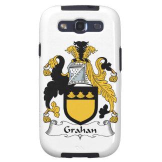 Escudo de la familia de Grahan Samsung Galaxy SIII Funda