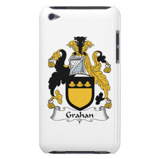Escudo de la familia de Grahan iPod Case-Mate Fundas