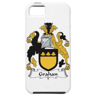 Escudo de la familia de Grahan iPhone 5 Case-Mate Carcasa