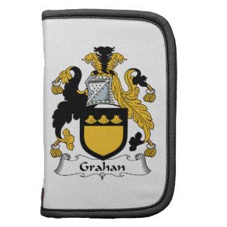 Escudo de la familia de Grahan Planificador