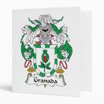 Escudo de la familia de Granada