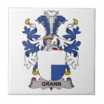 Escudo de la familia de Grann Azulejos Ceramicos