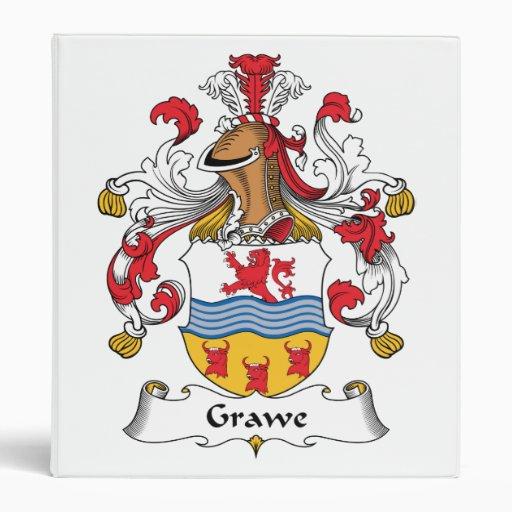 Escudo de la familia de Grawe