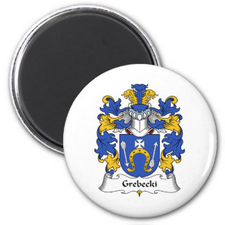 Escudo de la familia de Grebecki Iman De Nevera