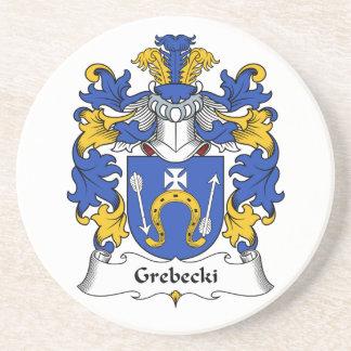 Escudo de la familia de Grebecki Posavasos Manualidades