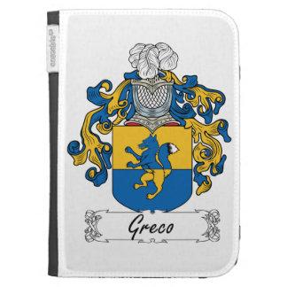 Escudo de la familia de Greco