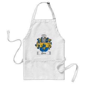 Escudo de la familia de Greco Delantales