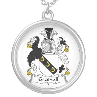 Escudo de la familia de Greenall Grimpolas