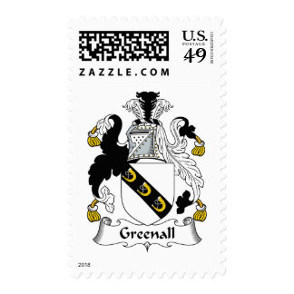 Escudo de la familia de Greenall Sellos