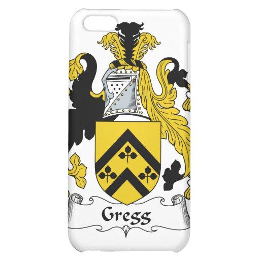 Escudo de la familia de Gregg
