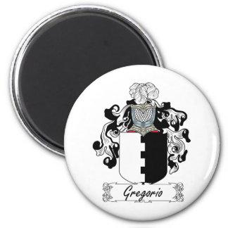 Escudo de la familia de Gregorio Imán Redondo 5 Cm