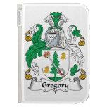 Escudo de la familia de Gregory
