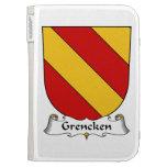 Escudo de la familia de Grencken