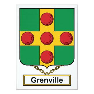 Escudo de la familia de Grenville Anuncio