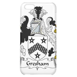 Escudo de la familia de Gresham