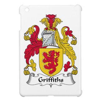 Escudo de la familia de Griffiths iPad Mini Protector