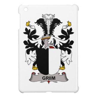 Escudo de la familia de Griim iPad Mini Carcasas