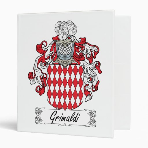 Escudo de la familia de Grimaldi