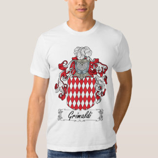 Escudo de la familia de Grimaldi Polera