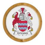 Escudo de la familia de Grimsted