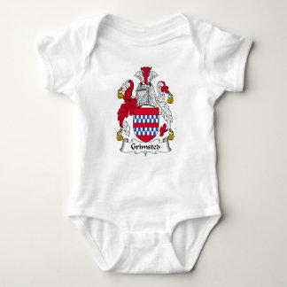 Escudo de la familia de Grimsted Camisas