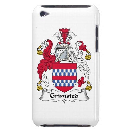Escudo de la familia de Grimsted Case-Mate iPod Touch Protector