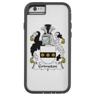 Escudo de la familia de Grimston Funda De iPhone 6 Tough Xtreme