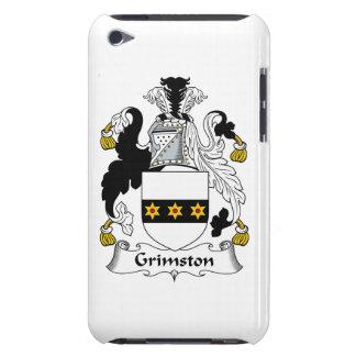 Escudo de la familia de Grimston Barely There iPod Funda