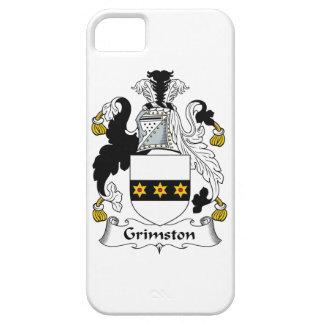 Escudo de la familia de Grimston iPhone 5 Case-Mate Fundas