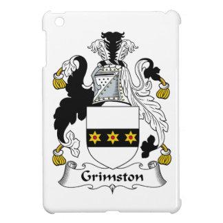 Escudo de la familia de Grimston iPad Mini Carcasas