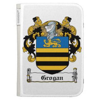 Escudo de la familia de Grogan