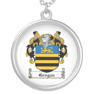 Escudo de la familia de Grogan Grimpolas Personalizadas