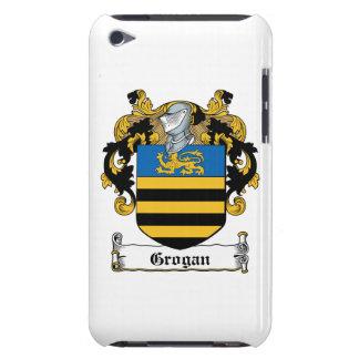 Escudo de la familia de Grogan iPod Touch Coberturas