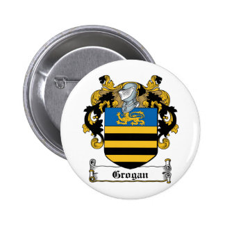 Escudo de la familia de Grogan Pin