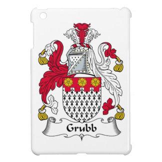 Escudo de la familia de Grubb iPad Mini Carcasas