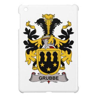 Escudo de la familia de Grubbe iPad Mini Protectores