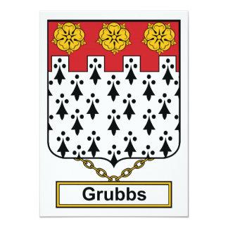 Escudo de la familia de Grubbs Anuncio